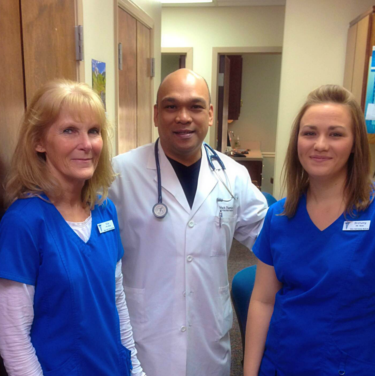 Proud Of Our Nurses And Their Family: White Hall Family Medicine Associates