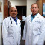 Dr. Mark Ramiro and Dr. Doug Coleman
